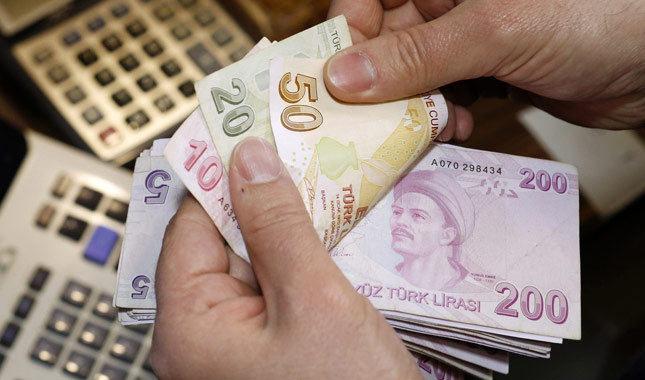 Emekli maaşlarına ek ödeme zammı