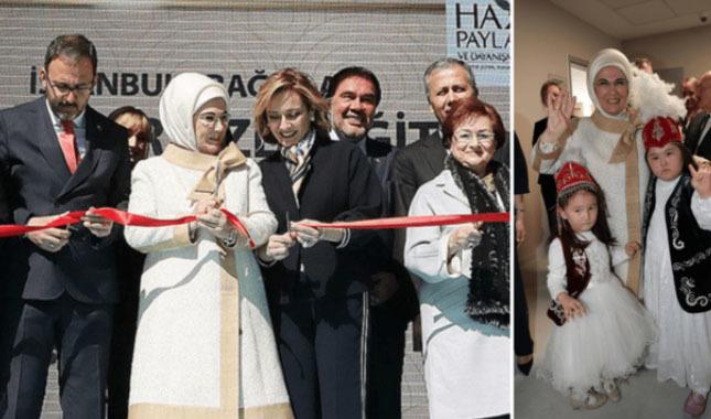 Emine Erdoğan engelleri kaldıracak okulu açtı! | emine erdoğan nereli
