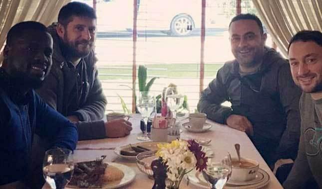 Emmanuel Eboue yeniden İstanbul'da