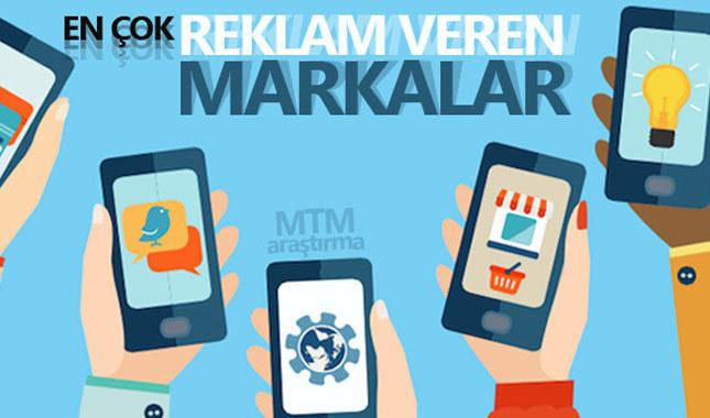 En çok reklam veren marka Turkcell oldu