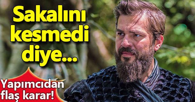 Engin Altan Düzyatan sakalını kesmedi diye...
