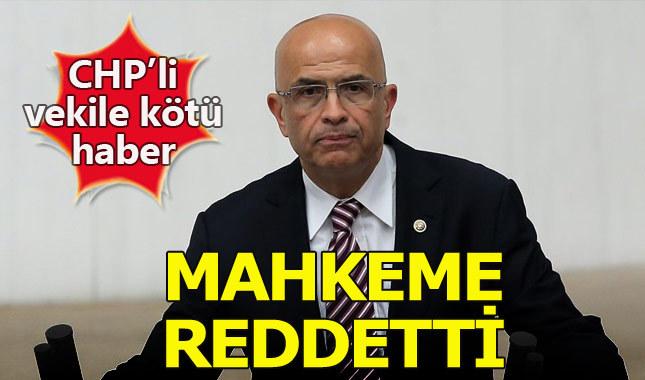 Enis Berberooğlu'nun tutukluluğuna itiraz reddedildi