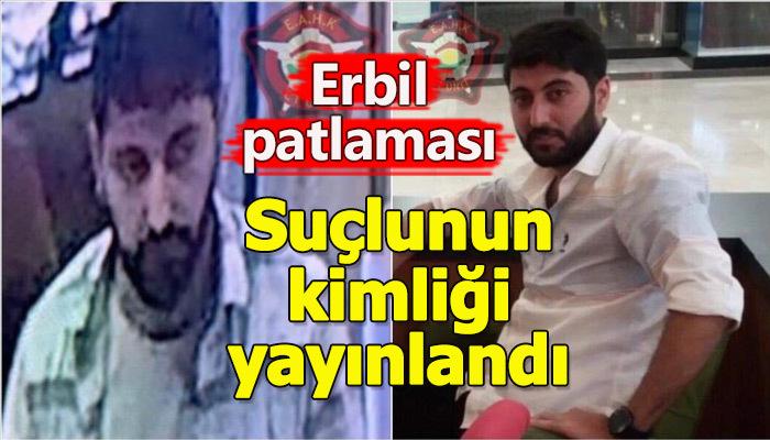 Erbil saldırısını düzenleyenlerden birinin kimliği yayınlandı