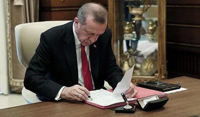 Erdoğan 5 üniversiteye rektör atadı