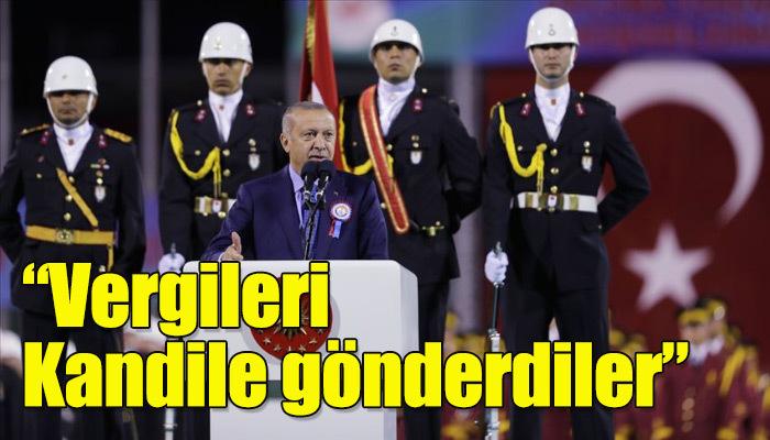 Erdoğan, başkanların görevden alınmasıyla ilgili konuştu