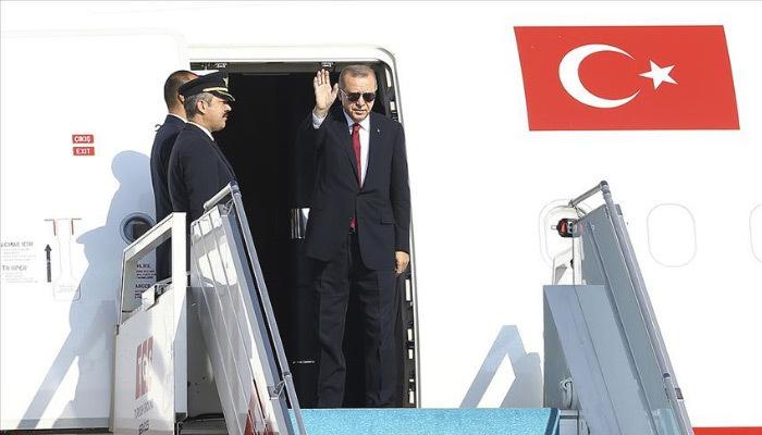 Erdoğan ABD yolcusu!