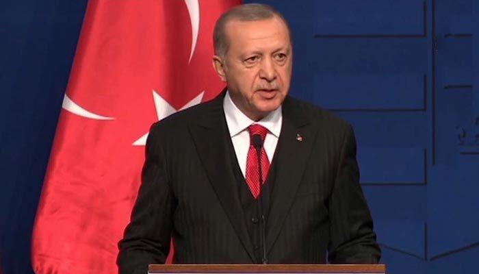 Cumhurbaşkanı Erdoğan: Bağdadi'nin yakını 13 kişiyi yakaladık ile ilgili görsel sonucu
