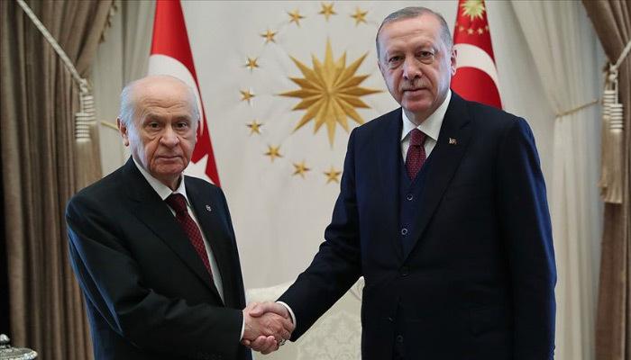 Erdoğan Bahçeli'ye geçmiş olsun ziyaretine gidecek