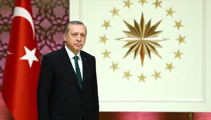 Erdoğan, Endonezya Cumhurbaşkanıyla bayramlaştı