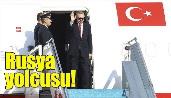 Erdoğan Rusya'ya gidecek!