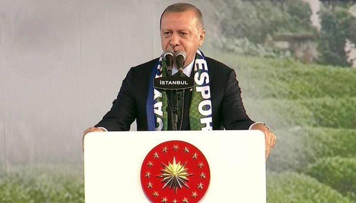 Erdoğan: Sigarada tek tip pakete geçiyoruz