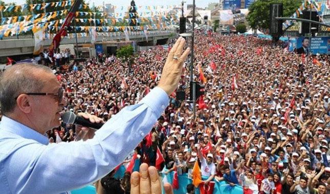 Erdoğan Üsküdar mitingi ne zaman | hangi yolar kapatılacak | Miting alanı nerede
