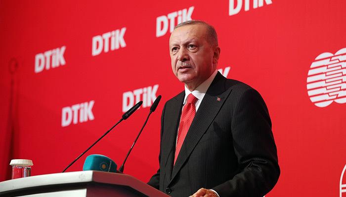 Erdoğan: Yükselen bayrak inmez!