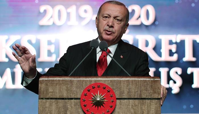 Erdoğan, güvenli bölge için ABD'ye süre tanıdı