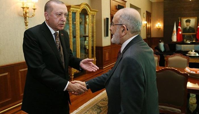 Erdoğan ve Karamollaoğlu ittifak mı yapıyor?