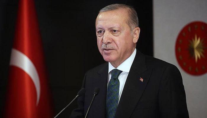 Erdoğan'dan 1915 Çanakkale Köprüsü paylaşımı