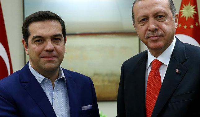 Erdoğan'dan Yunanistan ziyareti öncesi Lozan çıkışı