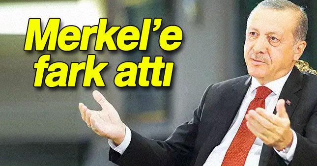 Erdoğan'dan reyting başarısı