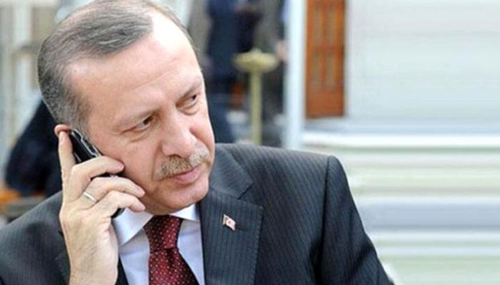 Erdoğan devlet liderlerinin bayramını kutlamaya devam ediyor