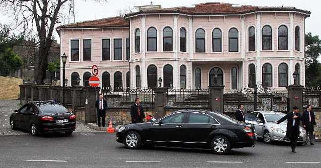 Erdoğan'ın evinin olduğu mahalleye baskın