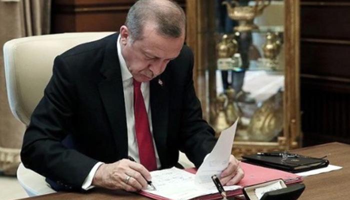 Erdoğan'ın imzasıyla TSK atamaları yapıldı
