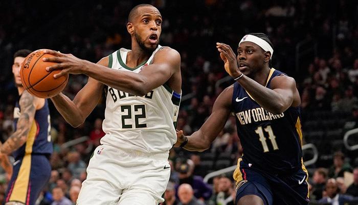 Ersanlı Milwaukee Bucks seriye devam ediyor