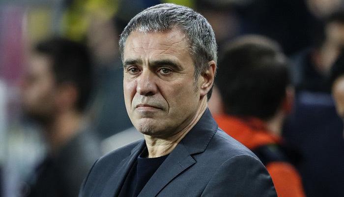 Ersun Yanal istifasını yönetime sundu