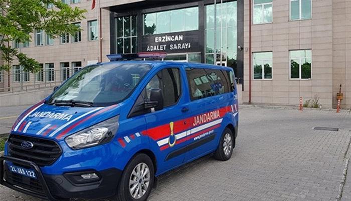Erzincan'daki terör saldırısı soruşturmasında 2 tutuklama
