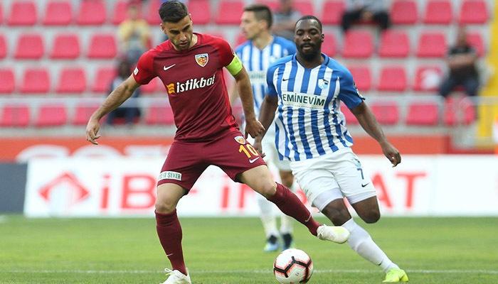 Erzurum tutunamadı! İM Kayserispor 0-2 BB Erzurumspor maç özeti