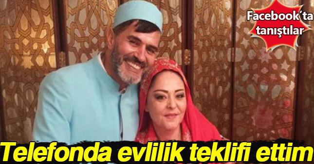Eski manken Yaşar Alptekin evlilik hikayesini anlattı.
