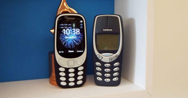 Eski ve yeni Nokia 3310 karşılaştırıldı