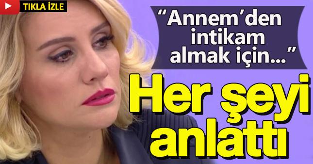 Esra Erol'un gözyaşları sel oldu aktı!