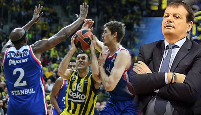 Euroleague'de Türk derbisi Anadolu Efes'in