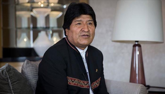 İstifa eden Morales: Çok korkuyorum
