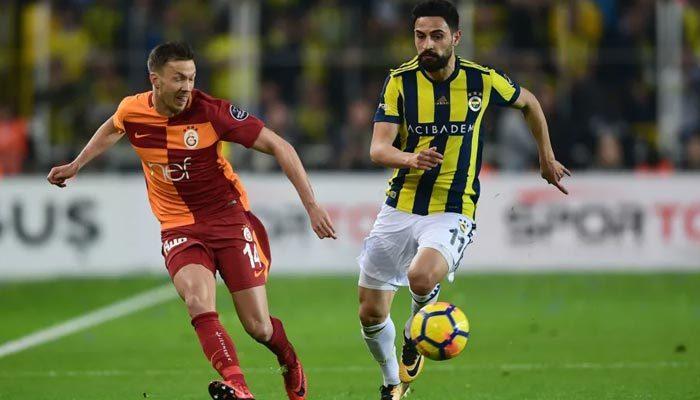 Galatasaray ve Fenerbahçe'de 2 isim kadro dışı