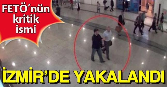 FETÖ imamı Adil Öksüz'ü karşılayan Ali Kaya yakalandı