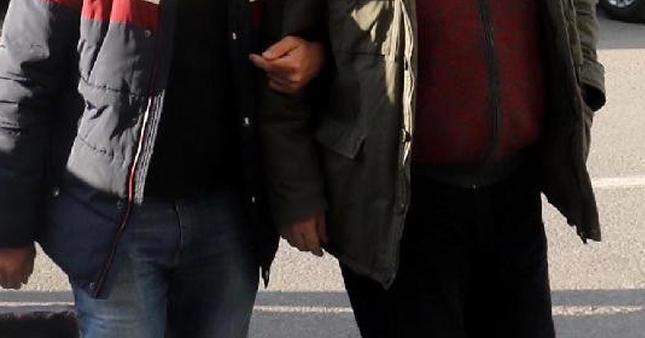 FETÖ'den 4 polis tutuklandı
