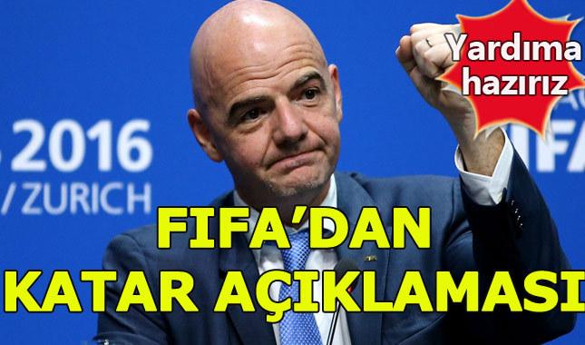 FIFA, Katar konusundaki kararını verdi
