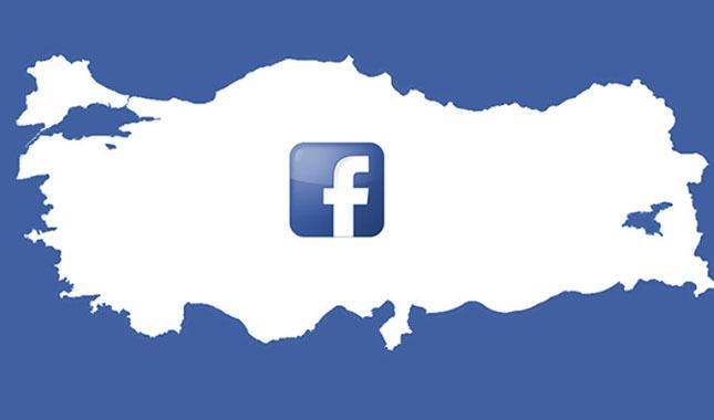Facebook, Türkiye'deki bütün kullanıcıları uyardı
