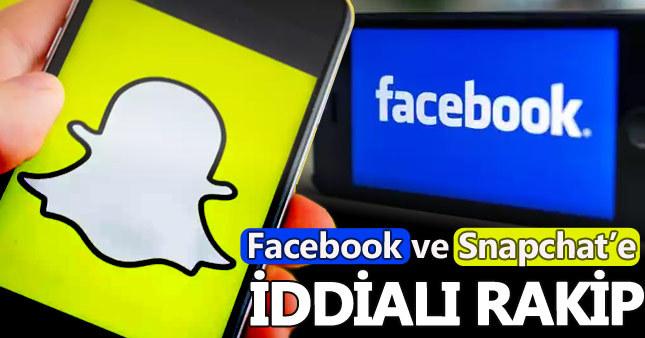 """Facebook ve Snapchat'a rakip çıktı: """"Monkey"""""""