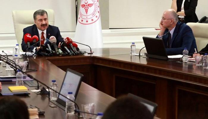 Fahrettin Koca'dan ikinci dalga açıklaması