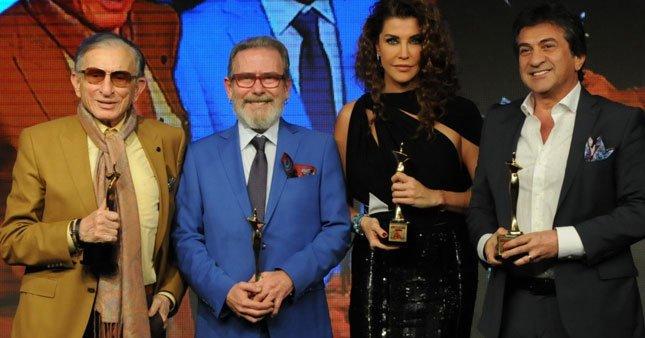 FashionOne TV Moda Ödülleri verildi