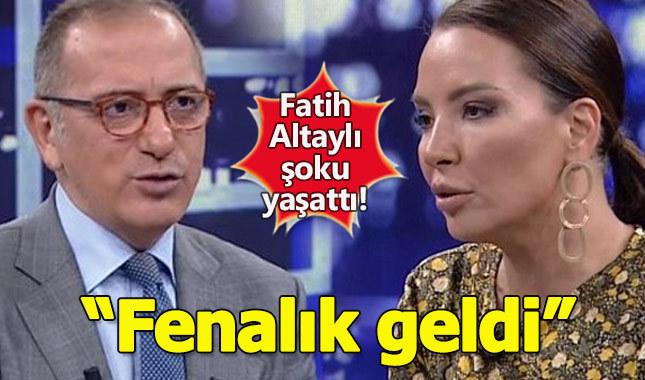 Fatih Altaylı, Nilgün Bodur'un kitabını kaale almadı