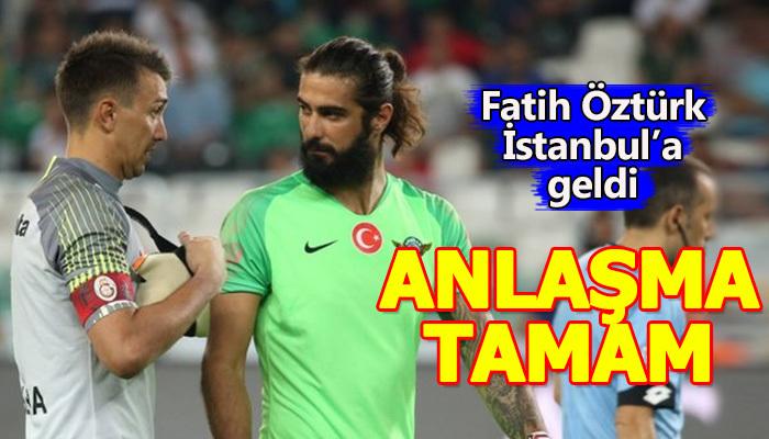 Fatih Öztürk'ün yeni takımı belli oldu
