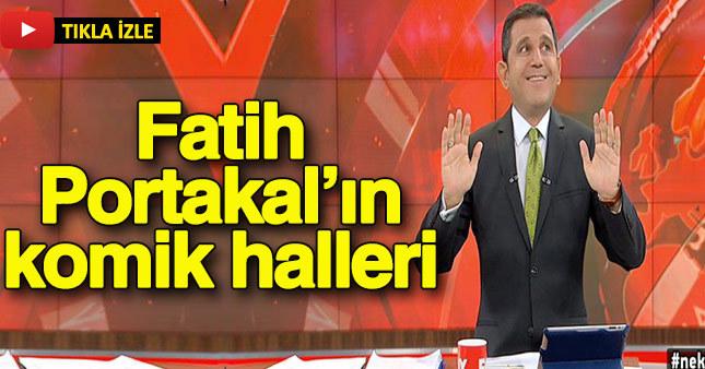 Fatih Portakal'dan bebek taklidi