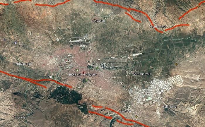 Fay üzerinde yaşayan kentlerimiz: Eskişehir Raporu Yayınlandı