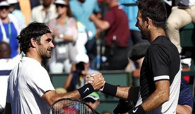 Federer, 2018'deki ilk yenilgisini tattı