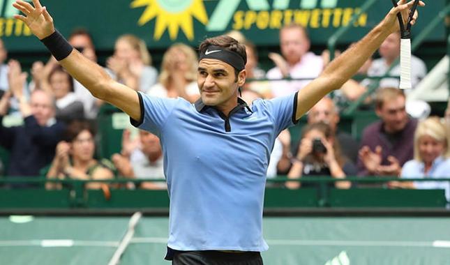 Federer şampiyonluklara doymuyor