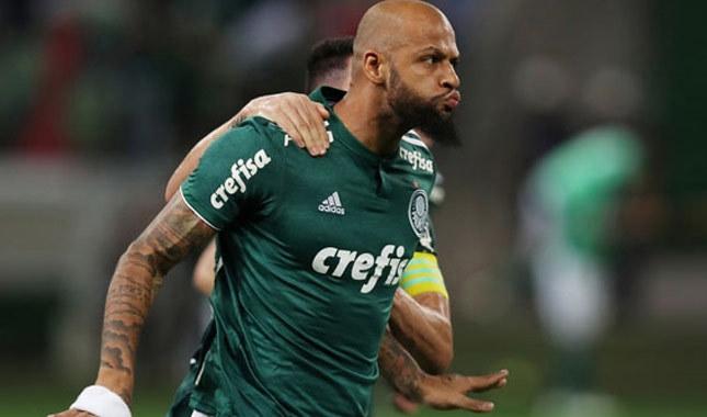 Felipe Melo geri dönmeye hazır!