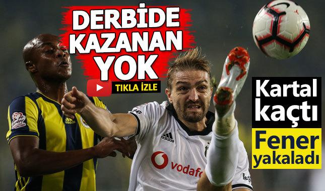 Fenerbahçe 1-1 Beşiktaş Geniş Maç Özeti beIN Sports 24 Eylül 2018